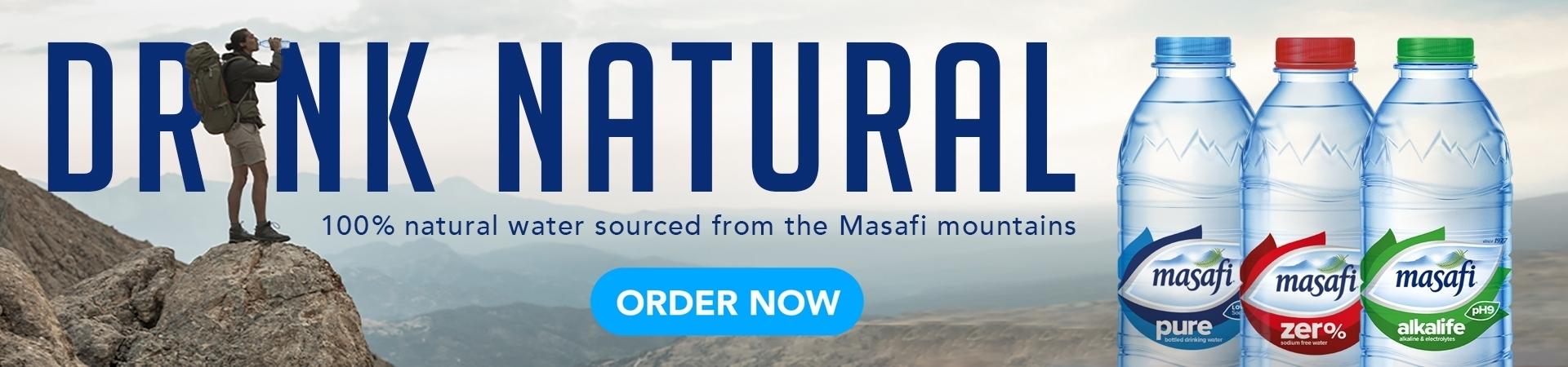 Masafi - Waterwa