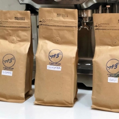 F3 Coffee Bag