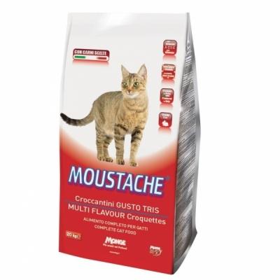 Moustache D Multi Flavour Croquettes 20kg