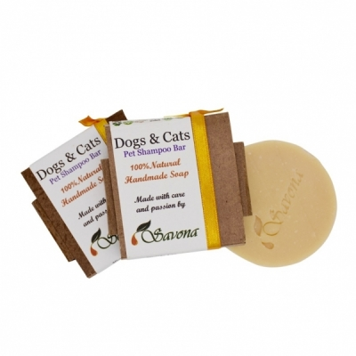 Dogs & Cats Shampoo Bar