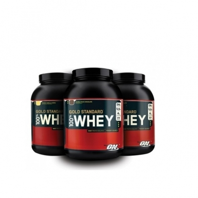 Gold Standard 100% Whey Double Rich Protein Powder - Chocolate
