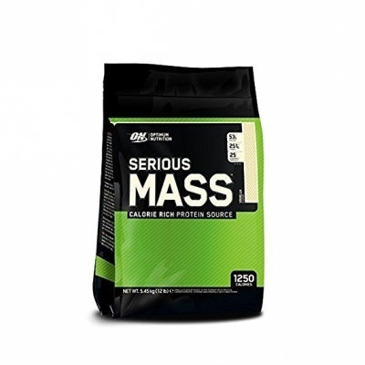 Serious Mass - Vanilla