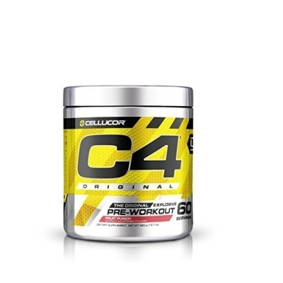 C4 Extreme Pre-Workout - Fruit Punch CELLUCOR