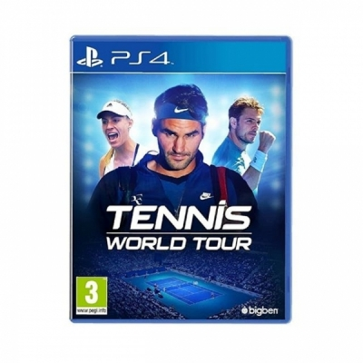 Tennis World Tour - PS4