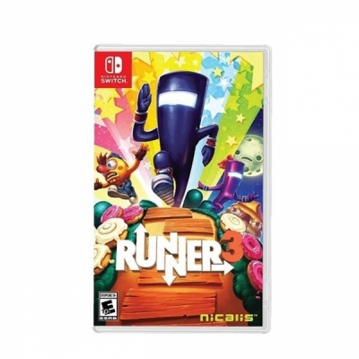 Runner 3 - Nintendo Switch Game