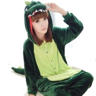 Crocodile costume clothes