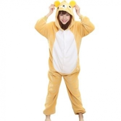 Bear costume clothes