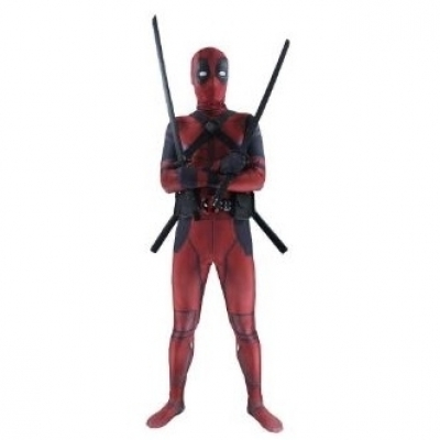 Deadpool costume clothes