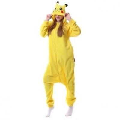 Pikachu costume clothes