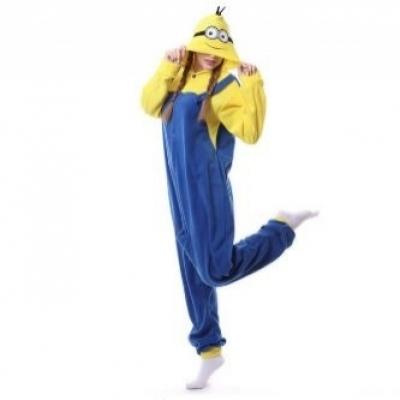 Minions costume clothes