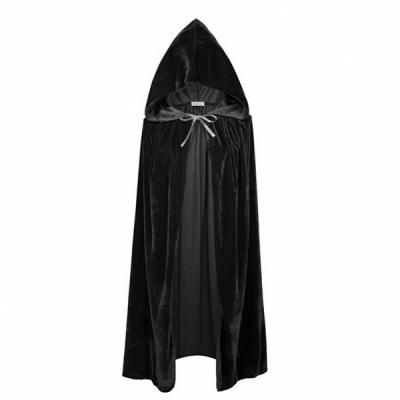 Cloak Hooded costume