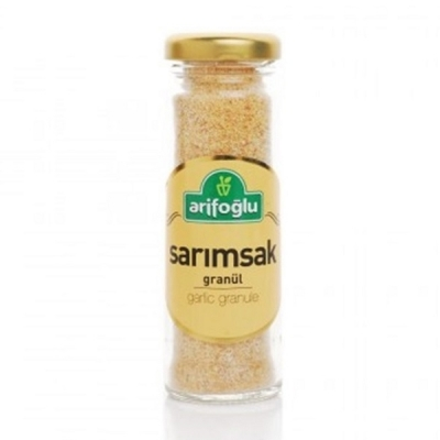 Garlic Granules in Jar
