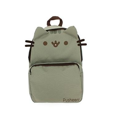 Pusheen Character Shaped Backpack