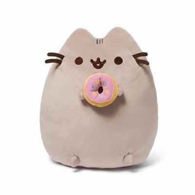 Pusheen Snackable Donut Stuffed Animal Plush
