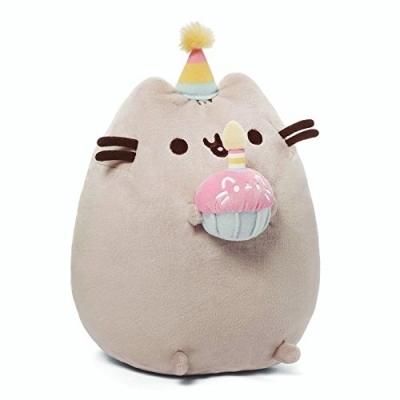 Pusheen Happy Birthday Stuffed Animal Plush