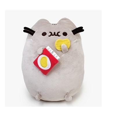 Pusheen Snackable Potato Chip Stuffed Animal Cat Plush