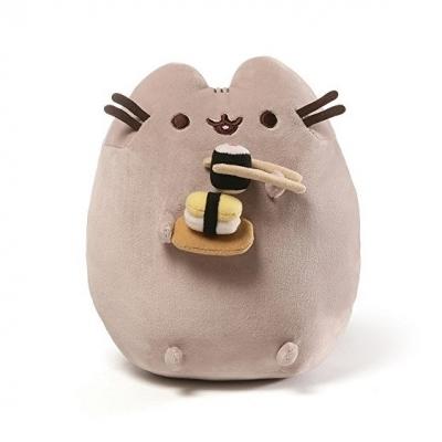 Pusheen Snackable Sushi Stuffed Animal Cat Plush