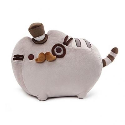 Pusheen Fancy Cat Plush Stuffed Animal