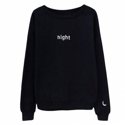 Day & Night Sweatshirt for ladies