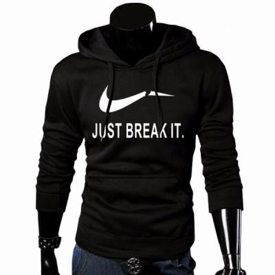 Just break it Hoodie Casual