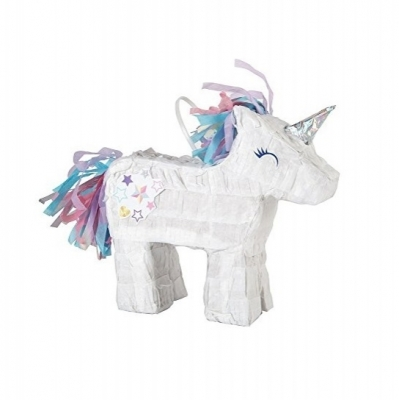Mini Unicorn Pinata Favour Decoration