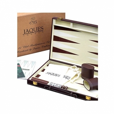 Luxury Backgammon Set by Jaques of London