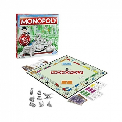 Gaming Monopoly Classic Game