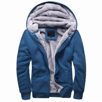 Thick warm Hoodie Casual