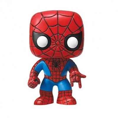 Vinyl Bobble Head Figure - Spider Man