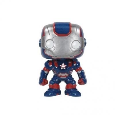 Marvel Iron Man Movie 3: Iron Patriot Action Figure