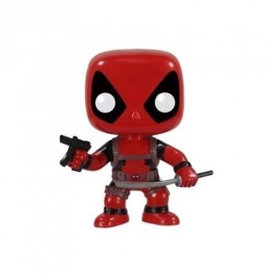 Marvel: Deadpool Vinyl Bobble-head Figure