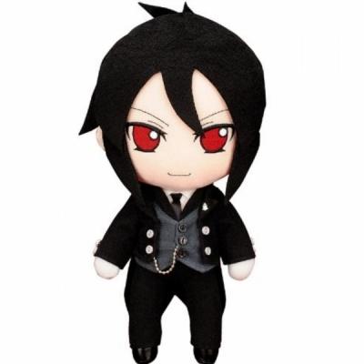 Sebastian (black Butler) Plushie