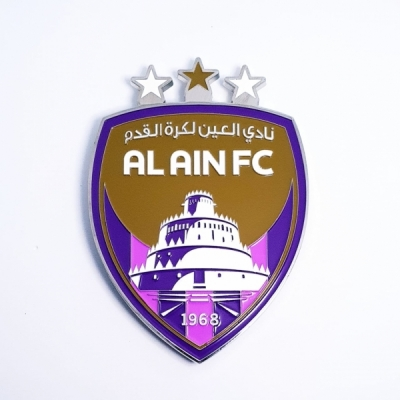 Car badge Al Ain FC logo