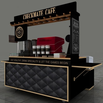 Coffee KIOSK - You favorite coffee at your door step