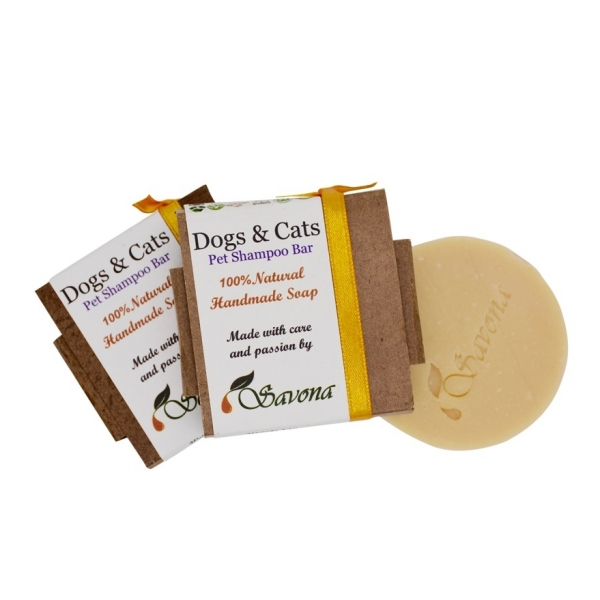 Dogs & Cats Shampoo Bar