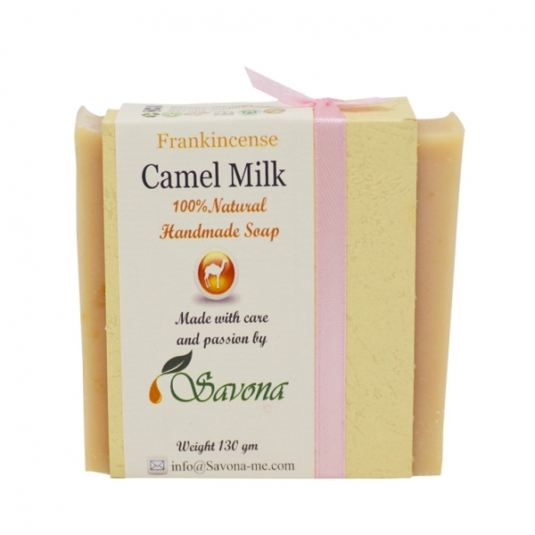 Camel Milk Frankincense Soap