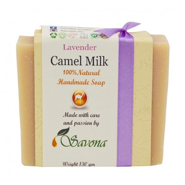 Camel Milk Lavender Soap
