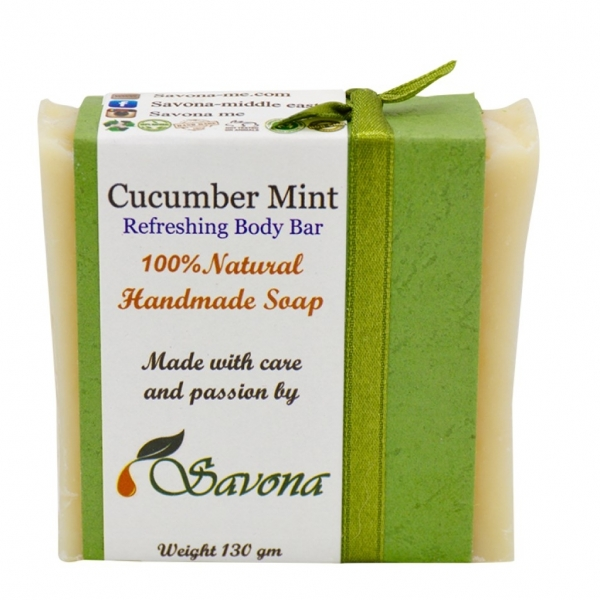 Cucumber Mint Soap