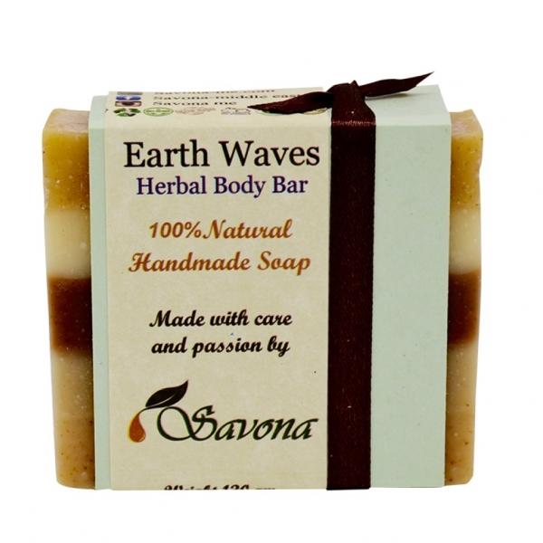 Earth Waves Soap