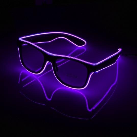 Lighting Glasses LED