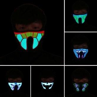 Mask LED