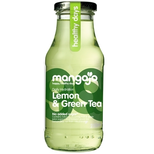 Lemon & Green Tea