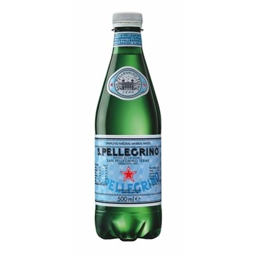 500ml - Glass s. pellegrino