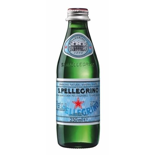 250 ml - Glass s. pellegrino