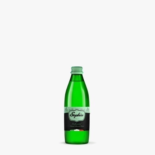 250 ml - Glass Sparkling Water