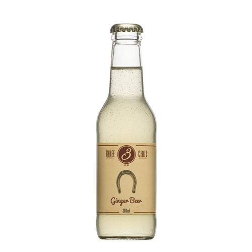 200 ml - Glass Ginger Beer (Non-Alcoholic)