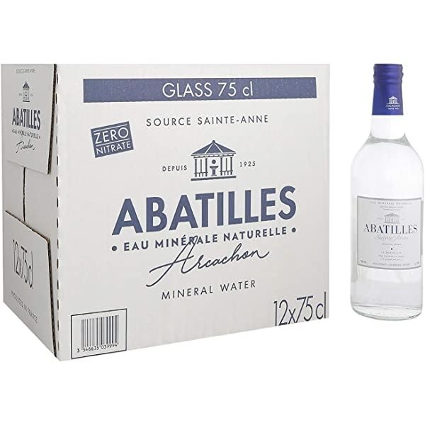 750ml - Glass Still Water