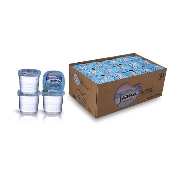 Jeema 200ml cups