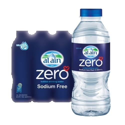 Al Ain Zero 330ml
