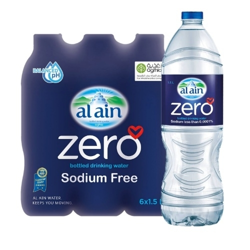 Al Ain Zero 1.5L